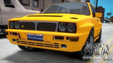 Lancia Delta HF Integrale für GTA 4