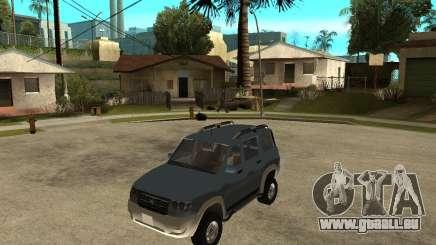 UAZ Patriot 4 x 4 für GTA San Andreas