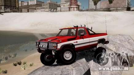 Rancher XL 3.0 pour GTA 4