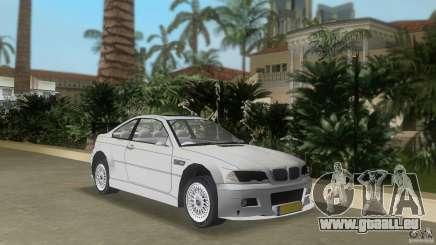 BMW M3 pour GTA Vice City