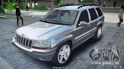 Jeep Grand Cheroke für GTA 4