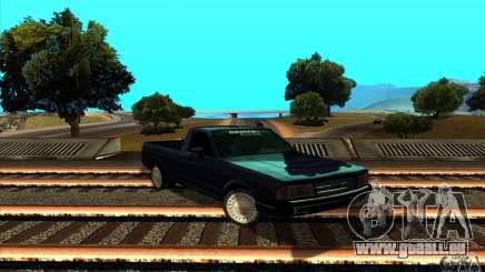 Ford Pampa Ghia 1.8 Turbo pour GTA San Andreas