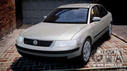 Volkswagen Passat B5 pour GTA 4