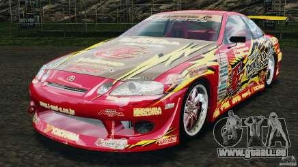 Toyota Soarer pour GTA 4