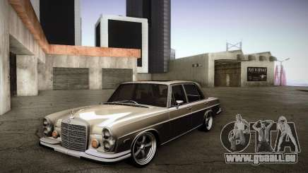 Mercedes Benz 300 SEL - Custom RC3D Edit für GTA San Andreas