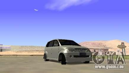 Toyota Avanza Street Edition für GTA San Andreas