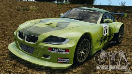 BMW Z4 M Coupe Motorsport für GTA 4