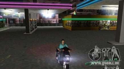 PIAGGIO NRG MC3 pour GTA Vice City