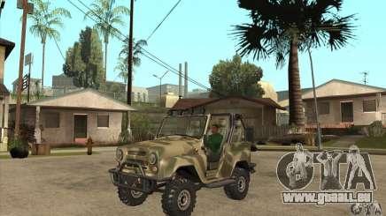 UAZ-3150 varmint pour GTA San Andreas