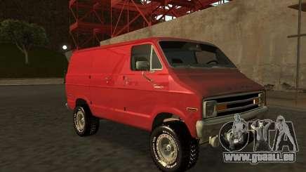 Dodge Tradesman 7z pour GTA San Andreas