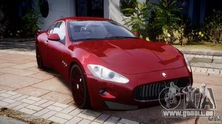 Maserati GranTurismo v1.0 für GTA 4