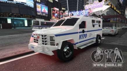 Lenco Bearcat NYPD ESU V.2 für GTA 4