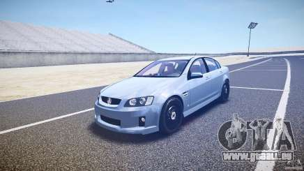 Holden Commodore (FBINOoSE) pour GTA 4