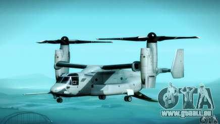 MV-22 Osprey pour GTA San Andreas