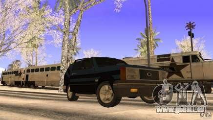 Sandking EX V8 Turbo pour GTA San Andreas