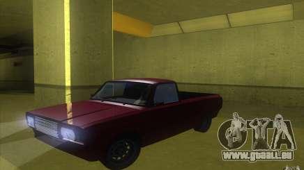 Lada 2107 Street Racing pour GTA San Andreas