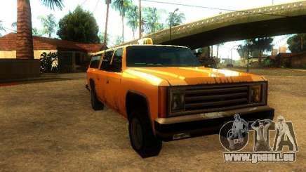 Taxi Rancher pour GTA San Andreas