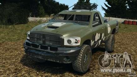 Dodge Power Wagon pour GTA 4