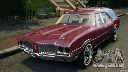 Oldsmobile Vista Cruiser 1972 v1.0 für GTA 4