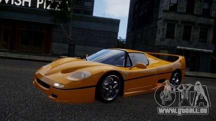 Ferrari F50 1995 für GTA 4