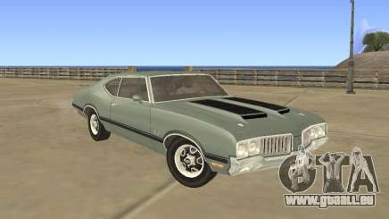 Oldsmobile 442 Cutlass 1970 pour GTA San Andreas