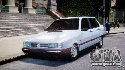 Fiat Duna 1.6 SCL [Beta] pour GTA 4