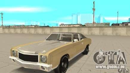 Chevy Monte Carlo [F&F3] pour GTA San Andreas