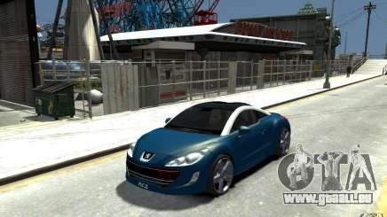 Peugeot 308 RC Z 2010 für GTA 4