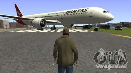 Boeing 787 Dreamliner Qantas pour GTA San Andreas