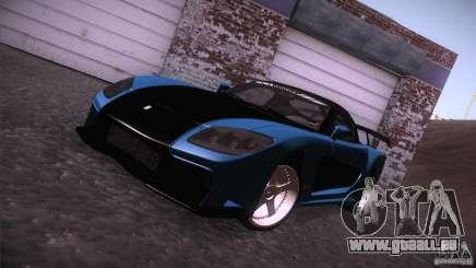 Mazda RX-7 Veilside v3 für GTA San Andreas