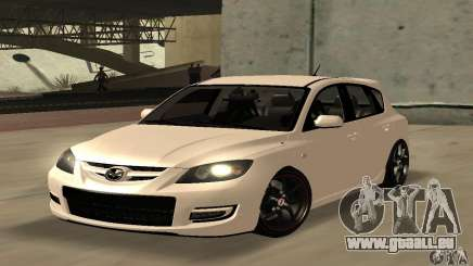 Mazda Speed 3 pour GTA San Andreas