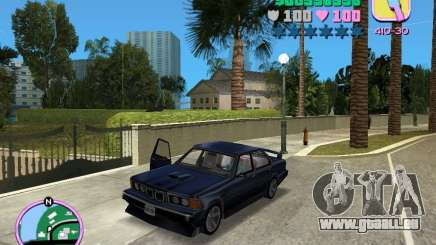 BMW 635 CSi für GTA Vice City