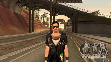Biker pour GTA San Andreas