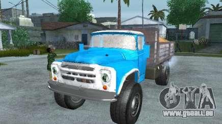 Camion à ordures ZIL 130 pour GTA San Andreas