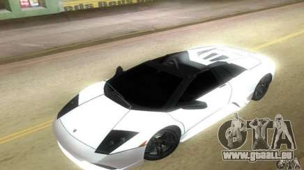 Lamborghini Murcielago LP640 Roadster für GTA Vice City