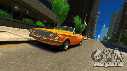 Dodge Dart pour GTA 4