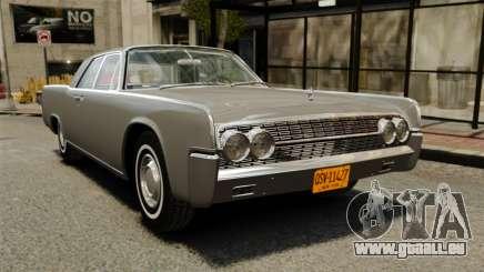 Lincoln Continental 1962 pour GTA 4