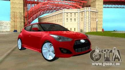 Hyundai Veloster Turbo v1.0 für GTA San Andreas