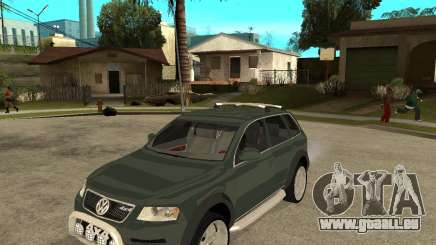 Volkswagen Touareg V10TDI 4x4 pour GTA San Andreas