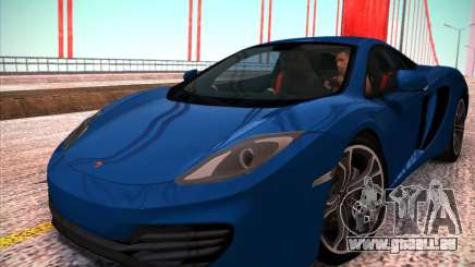McLaren MP4-12C 2012 für GTA San Andreas