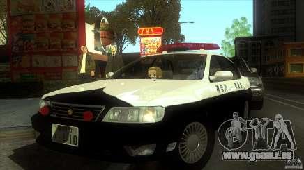 Nissan Cefiro A32 Kouki Japanese PoliceCar pour GTA San Andreas
