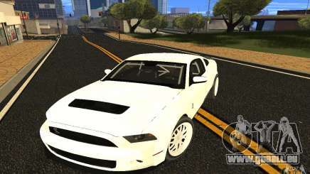 Shelby Mustang 1000 2012 pour GTA San Andreas