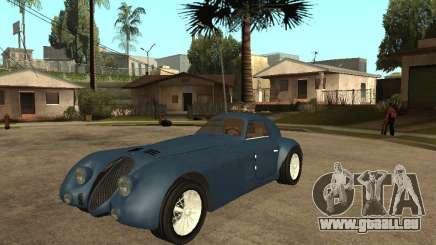Alfa Romeo 2900B LeMans Speciale 1938 pour GTA San Andreas