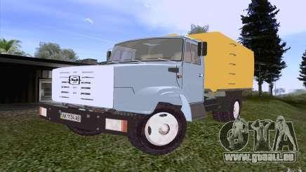 ZIL 4331 Müllwagen für GTA San Andreas