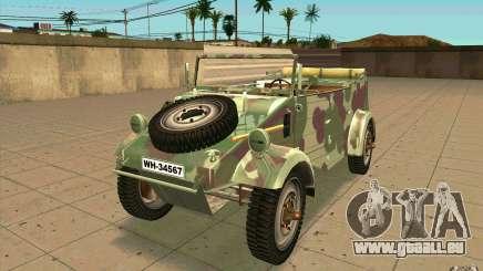 Kuebelwagen für GTA San Andreas