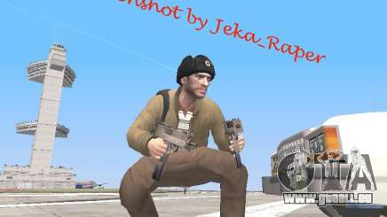 HQ Weapons pack V2.0 pour GTA San Andreas