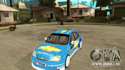 Chevrolet Lacetti WTCC pour GTA San Andreas