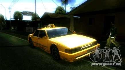 Sunrise Taxi für GTA San Andreas