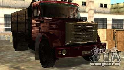 ZIL 433362 pour GTA San Andreas
