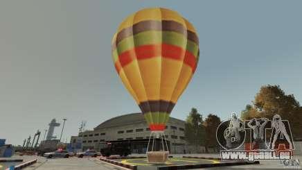 Balloon Tours original pour GTA 4